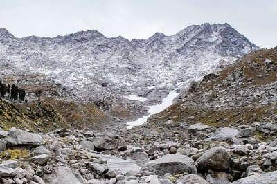Indrahar Pass Trek, Mcleodganj
