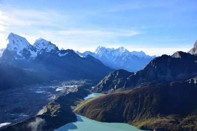 Lake Glacier Trek