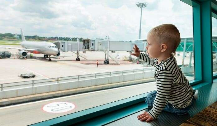 International Places to Travel with Toddlers