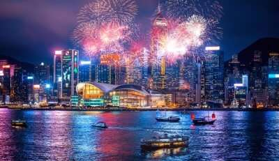 Hong Kong is amongst the best places in Asia