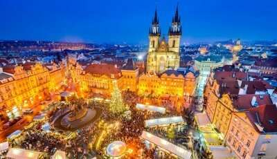 best place to celebrate Christmas
