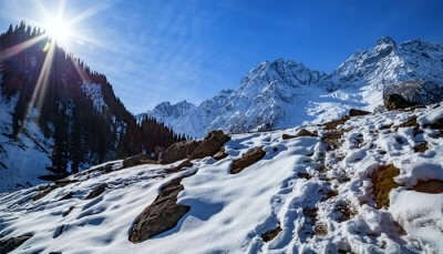 cold places for Honeymoon