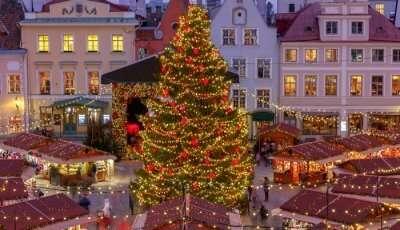 Christmas celebrations in Tallinn