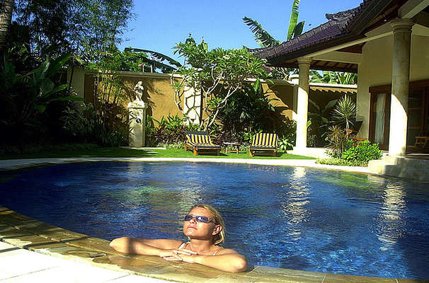 Bali Emerald Villas Sanur Bali Bali Emerald Villas Review Photos